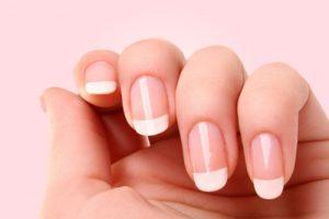 efekty manicure japońskiego po wizycie w gabinecie