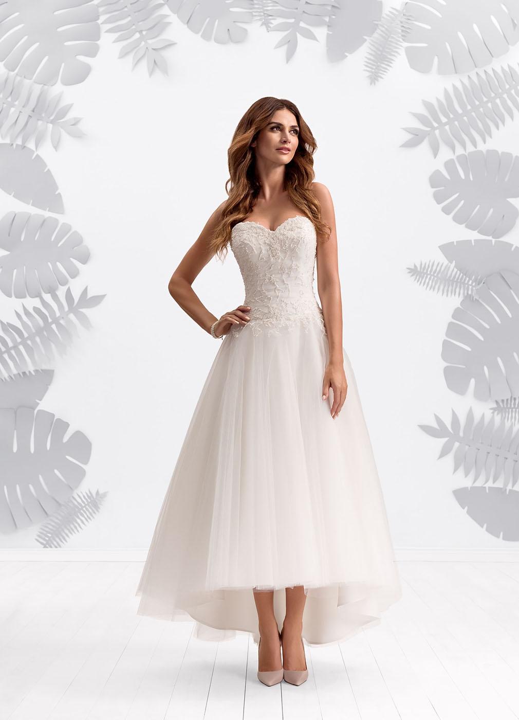Suknia ślubna na miarę panny młodej