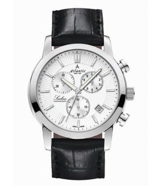 Szwajcarskie zegarki Atlantic Sealine