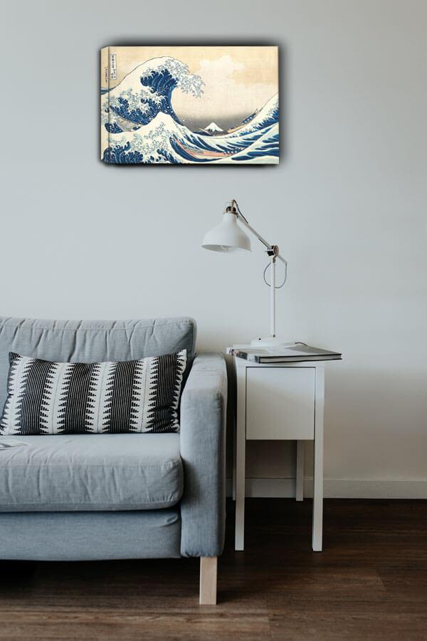 Ściana w salonie – najważniejsze miejsce do aranżacji