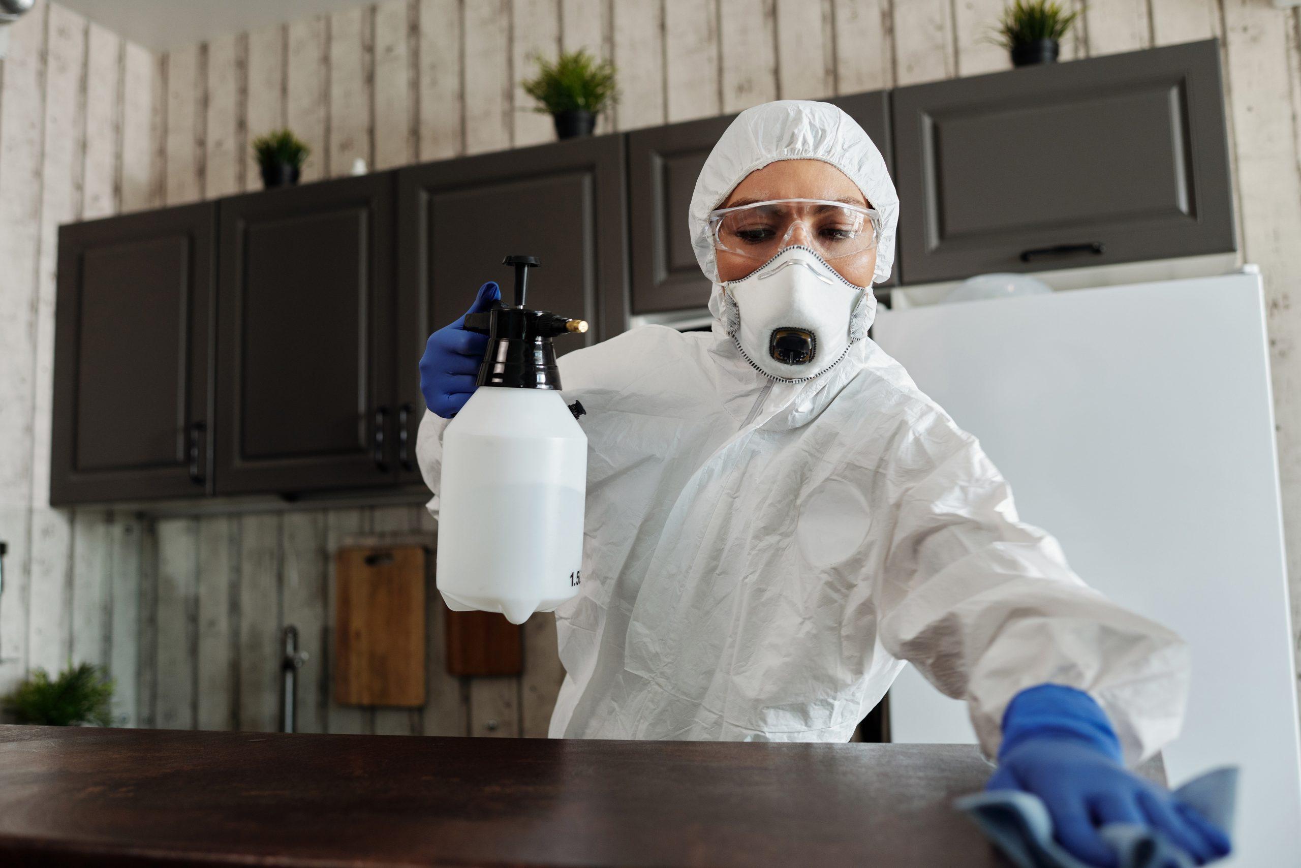 """Środki do dezynfekcji to wciąż """"must have"""" pomagający zachować higienę"""