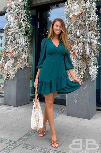 Zielone sukienki na wesele – dlatego są tak popularne?