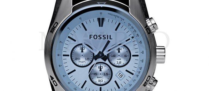 Pomysł na prezent dla mężczyzny – zegarki męskie Fossil