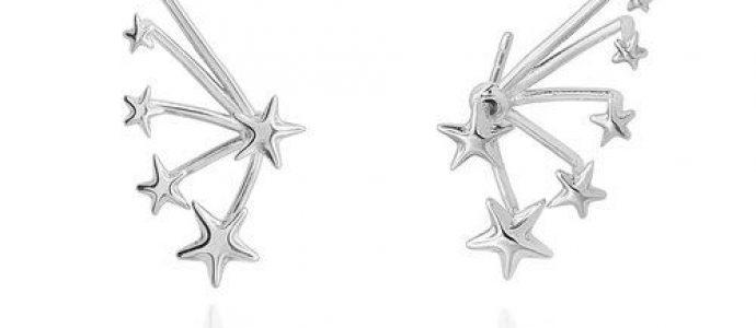 Jak dobrać srebrne kolczyki do stroju