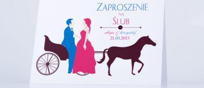 Personalizowane zaproszenia