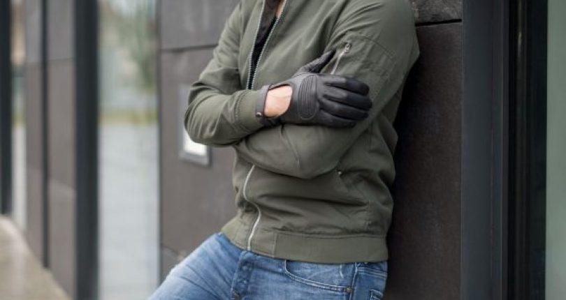 Z jakiej skóry rękawiczki męskie?