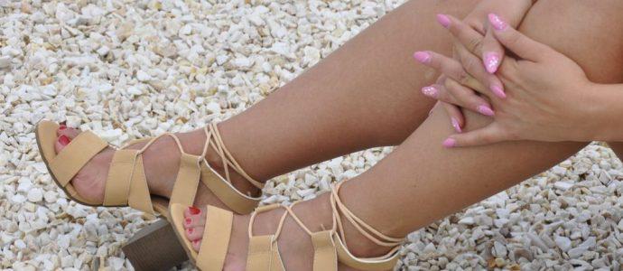 Wygodne buty na wiosnę i lato